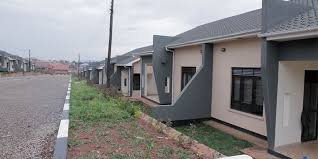 Project of National Housing units located at Namungoona